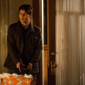 "GRIMM -- ""Woman in Black"" Episode 122"