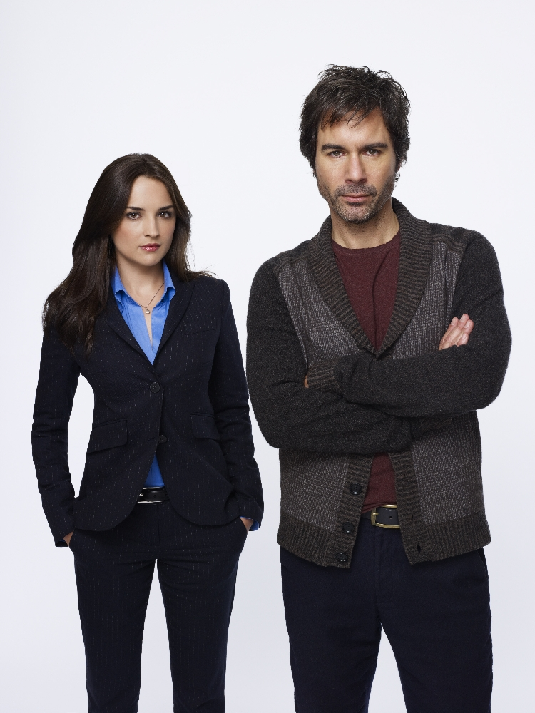 BREAKING NEWS:  TNT Renews PERCEPTION for Second Season