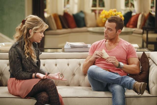 MELISSA & JOEY: Photos from Episode 204