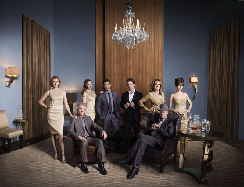 DALLAS: Ewing Family Drama Returns