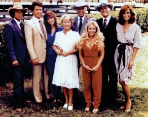 "Original ""Dallas"" cast from 1978"