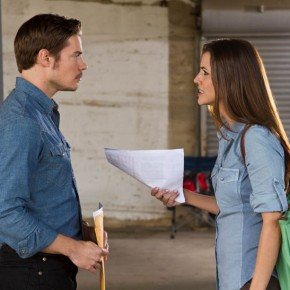 Dallas103_03_Josh Henderson and Julie Gonzalo