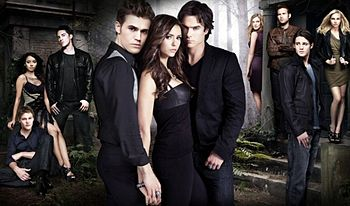 THE VAMPIRE DIARIES: Season 4 DVD On Sale Today