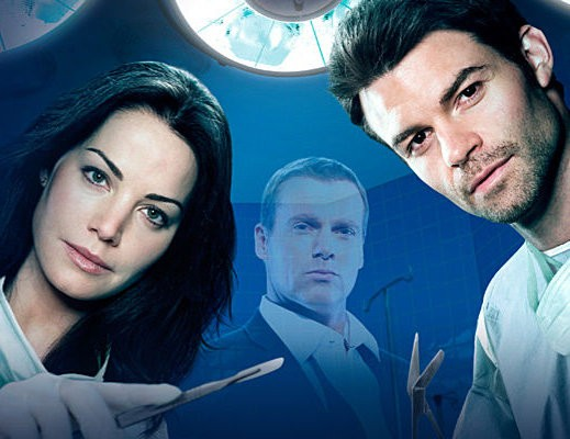 SAVING HOPE: [VIDEOS] Michael Shanks, Daniel Gillies and Erica Durance Introduce Us to New Show