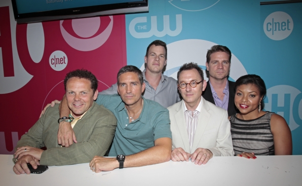 PERSON OF INTEREST: Comic Con Panel