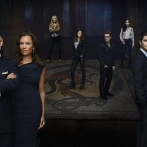 666 PARK AVENUE - cast