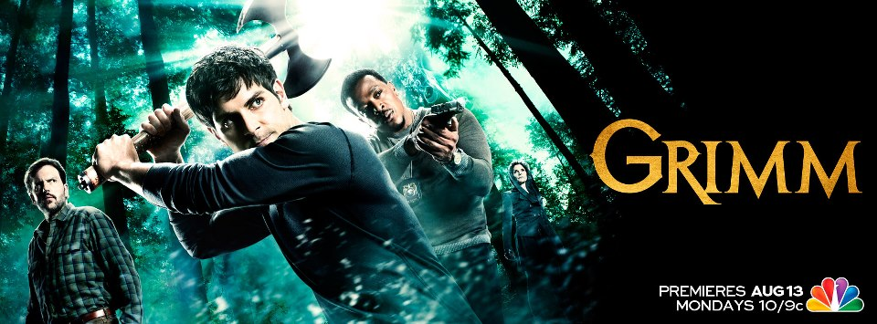 GRIMM: Three New Video Clips from the DVD Set