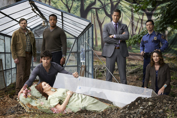 GRIMM: Tonight's Season 2 Premiere Brings Family History, New Characters