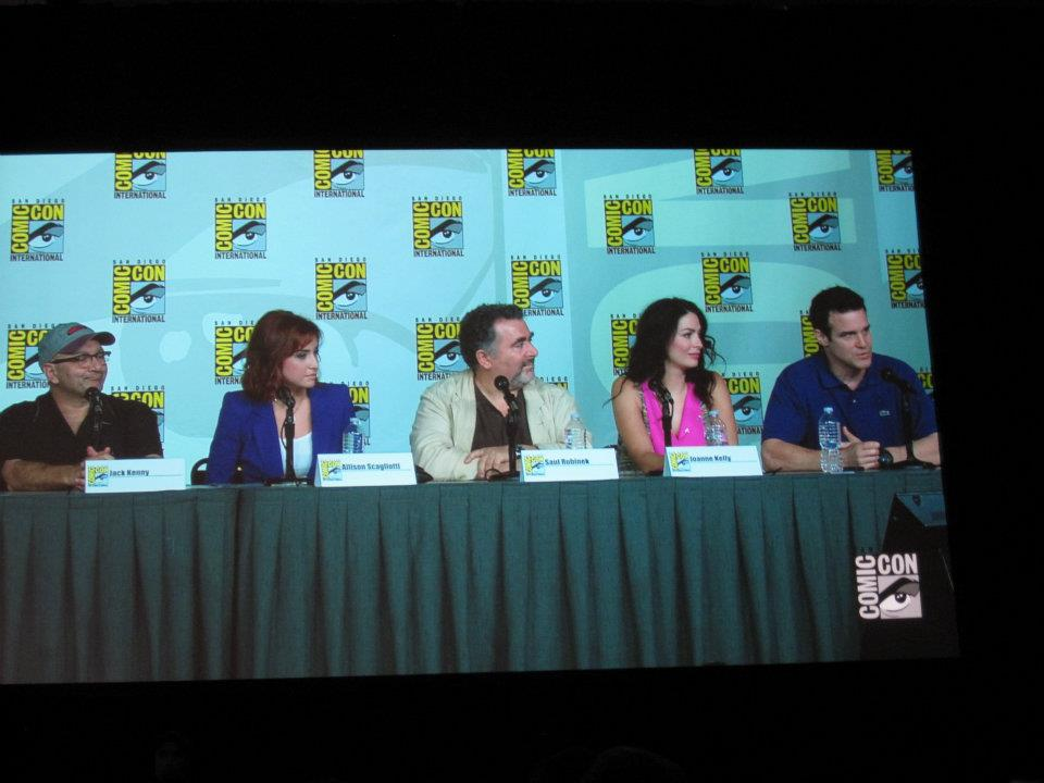 Comic Con 2012:  What Is Up Next For WAREHOUSE13