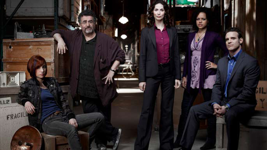 WAREHOUSE 13 Recap: A New Hope