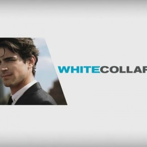 White Collar Title Screen
