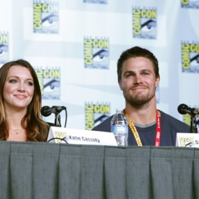 Arrow at Comic Con 2012