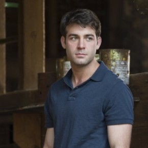 James Wolk / Photo by: David Giesbrecht/USA Network