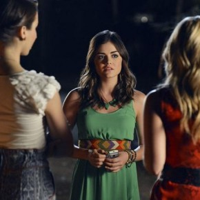 "PRETTY LITTLE LIARS - ""The Khan Game"""