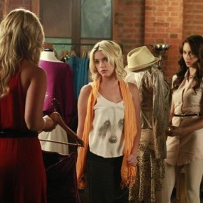 "PRETTY LITTLE LIARS - ""Single Fright Female"""