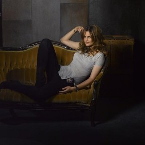 "CASTLE - ABC's ""Castle"" stars Stana Katic as NYPD Detective Kate Beckett"