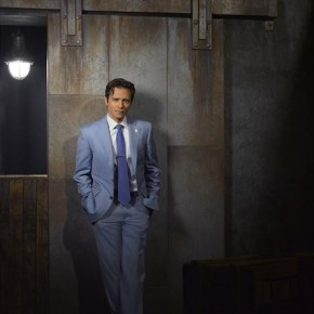 "CASTLE - ABC's ""Castle"" stars Seamus Dever as NYPD Detective Kevin Ryan"