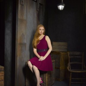 "CASTLE - ABC's ""Castle"" stars Molly Quinn as Alexis Castle"