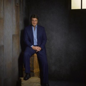 "CASTLE - ABC's ""Castle"" stars Nathan Fillion as Richard Castle"