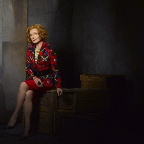 "CASTLE - ABC's ""Castle"" stars Susan Sullivan as Martha Rodgers"