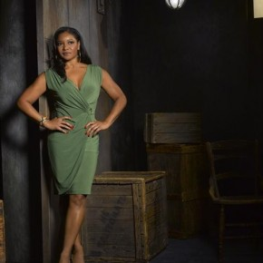 "CASTLE - ABC's ""Castle"" stars Tamala Jones as Medical Examiner Lanie Parish"
