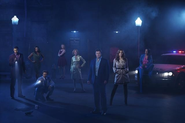 CASTLE: Smoking Hot Cast Promos