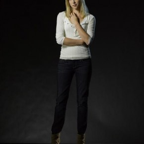 "LAST RESORT - ABC's ""Last Resort"" stars Jessy Schram as Christine Kendal"