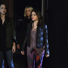 TROIAN BELLISARIO, ASHLEY BENSON, LUCY HALE