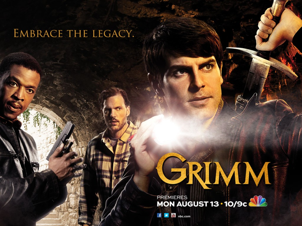 GRIMM: It's Bigger! It's Badder! It's Season Two!
