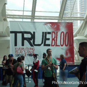 True Blood at SDCC 2012