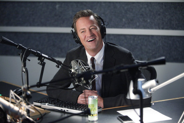Matthew Perry Introduces 2012 Primetime Preview