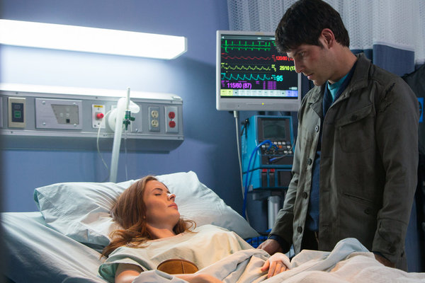 GRIMM: Photos from Season 2 Premiere, &#8220;Bad Teeth&#8221;