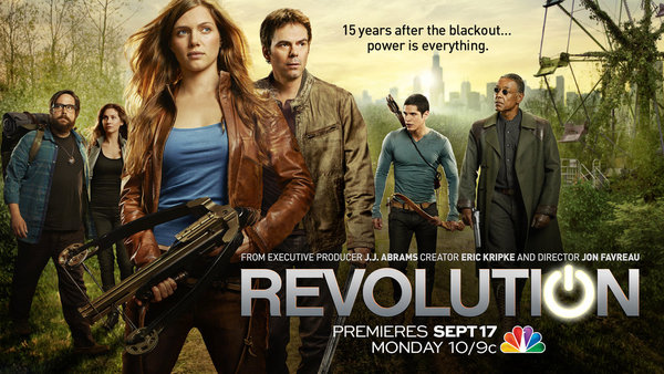 REVOLUTION: Actress Leslie Hope Cast as President
