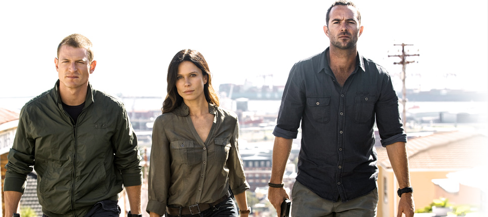 STRIKE BACK Season Two Preview: Diplomacy Is Overrated