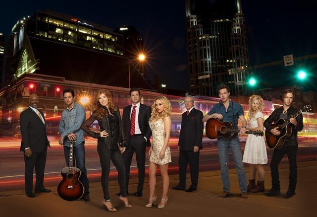 Nashville promo - cast