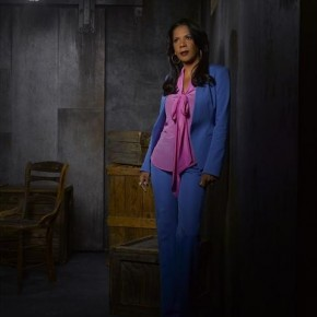 "ABC's ""Castle"" - PENNY JOHNSON JERALD"