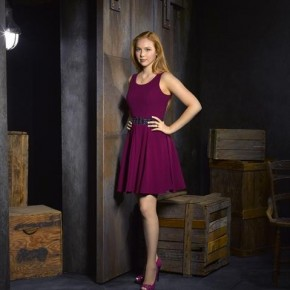 "ABC's ""Castle"" - MOLLY QUINN"