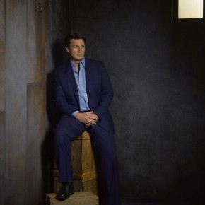 "ABC's ""Castle"" - NATHAN FILLION"
