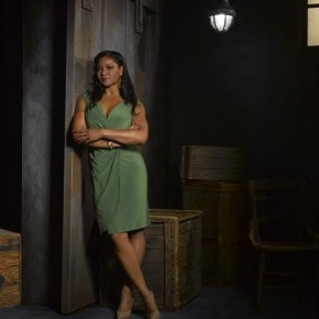 "ABC's ""Castle"" - TAMALA JONES"