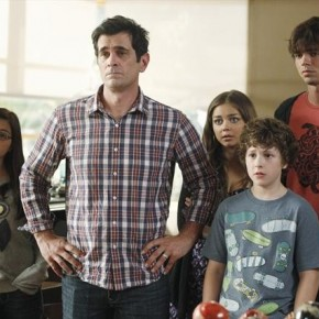 "MODERN FAMILY - Emmy and Golden Globe Award-winning ""Modern Family"" returns for its fourth season, WEDNESDAY, SEPTEMBER 26 (9:00-9:31 p.m., ET) on the ABC Television Network."