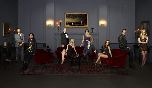 666 PARK AVENUE: Hot New Cast Photos