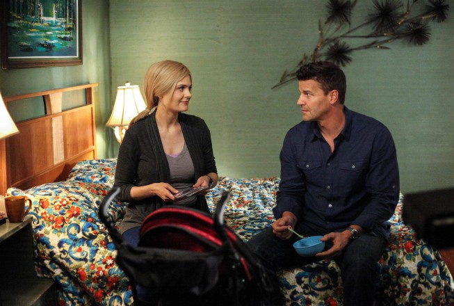 BONES: Photos from the Season 8 Premiere