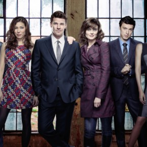 Bones Season 8 - The Cast