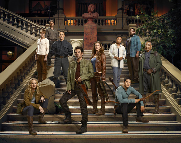 REVOLUTION: Cast Members Discuss Characters, Showrunners and Living Without Power