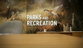 Parks&amp;Rec Title Screen