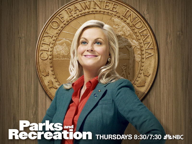 "PARKS & RECREATION: Photos from Season Premiere, ""94 Meetings"" (Or ""Ms. Knope Goes to Washington"")"