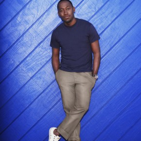 New Girl season 2 - Lamorne Morris