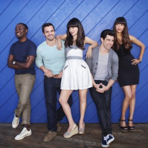 New Girl season 2 - The Cast
