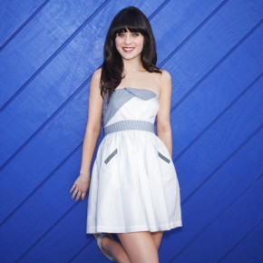 New Girl season 2 - Zooey Deschanel