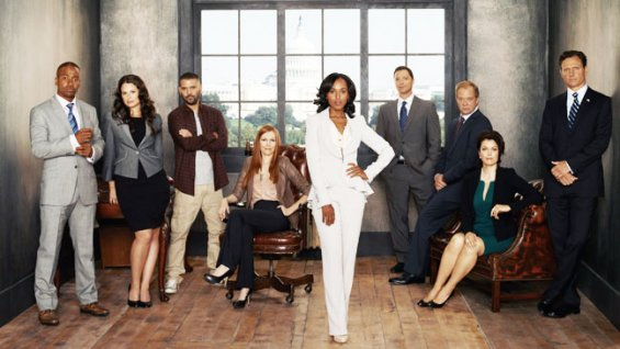 SCANDAL: Full Season Ordered
